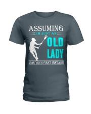 Lacrosse lady Ladies T-Shirt thumbnail