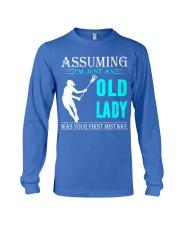 Lacrosse lady Long Sleeve Tee thumbnail