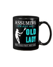 Lacrosse lady Mug thumbnail