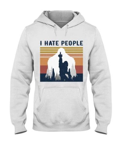 bigfoot i hate people