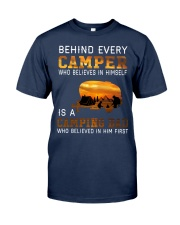 camping with dad Classic T-Shirt thumbnail