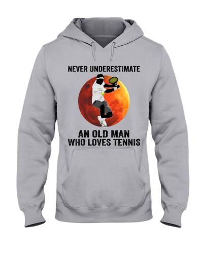 tennis never underestimate