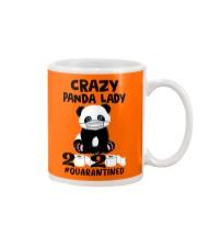 panda quarantined Mug thumbnail