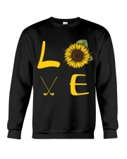 Love golf Crewneck Sweatshirt thumbnail