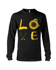 Love golf Long Sleeve Tee thumbnail