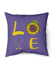 "Love golf Indoor Pillow - 16"" x 16"" thumbnail"