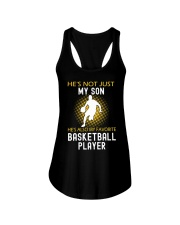 my son is a basketball player Ladies Flowy Tank thumbnail