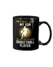 my son is a basketball player Mug thumbnail