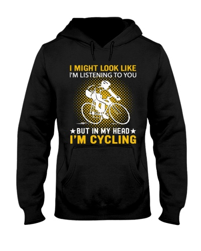 cycling in my head man