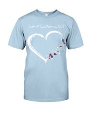 California girl Classic T-Shirt thumbnail