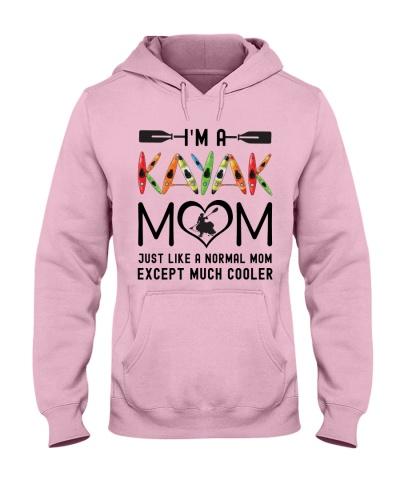 i'm a kayak mom