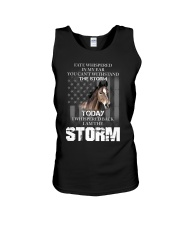 I am the storm-horse Unisex Tank thumbnail