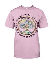 every little thing yoga Classic T-Shirt thumbnail