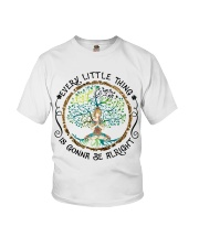 every little thing yoga Youth T-Shirt thumbnail