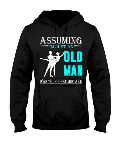 ballet old man