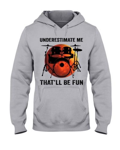 drummer underestimate me
