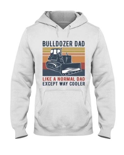 bulldozer dad cooler