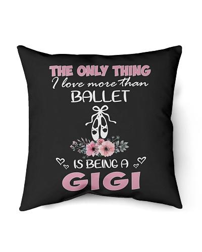 I love gigi with ballet