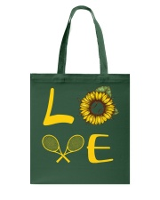 Love tennis Tote Bag thumbnail