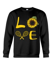 Love tennis Crewneck Sweatshirt thumbnail