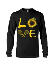 Love tennis Long Sleeve Tee thumbnail