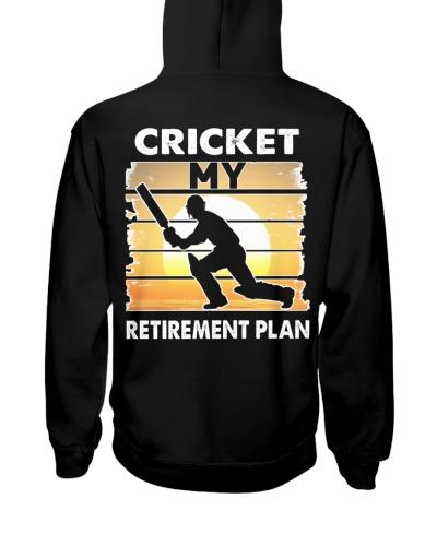 retirement plan cricket