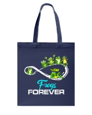 frogs forever Tote Bag thumbnail