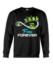 frogs forever Crewneck Sweatshirt thumbnail