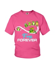 frogs forever Youth T-Shirt thumbnail