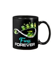 frogs forever Mug thumbnail