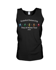 Grateful distancing stay at home tour 2020 shirt Unisex Tank thumbnail