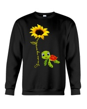 You are my sunshine turtle Crewneck Sweatshirt thumbnail