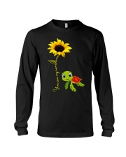 You are my sunshine turtle Long Sleeve Tee thumbnail