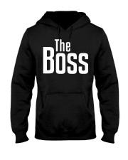The boss Hooded Sweatshirt thumbnail