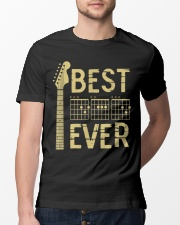 Best Guitar Dad Ever Classic T-Shirt lifestyle-mens-crewneck-front-13