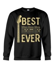 Best Guitar Dad Ever Crewneck Sweatshirt thumbnail