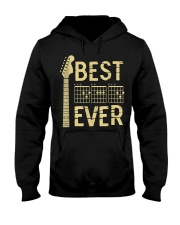 Best Guitar Dad Ever Hooded Sweatshirt thumbnail
