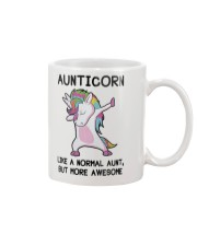 Aunticorn Like A Normal Aunt But More Awesome Mug front
