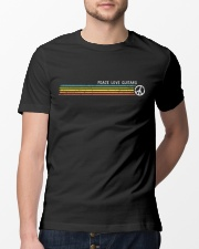 Peace Love Guitars Classic T-Shirt lifestyle-mens-crewneck-front-13