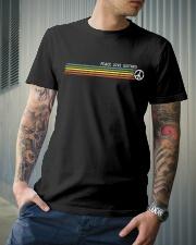 Peace Love Guitars Classic T-Shirt lifestyle-mens-crewneck-front-6