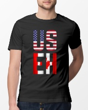 USEH Classic T-Shirt lifestyle-mens-crewneck-front-13