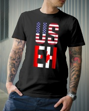 USEH Classic T-Shirt lifestyle-mens-crewneck-front-6