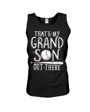 THAT'S MY GRANDSON OUT THERE Unisex Tank thumbnail