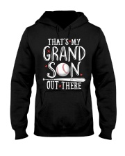 THAT'S MY GRANDSON OUT THERE Hooded Sweatshirt thumbnail