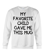 Best Father's Day Gift For Dad Crewneck Sweatshirt thumbnail