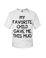 Best Father's Day Gift For Dad Youth T-Shirt thumbnail