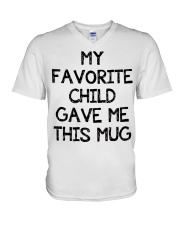 Best Father's Day Gift For Dad V-Neck T-Shirt thumbnail