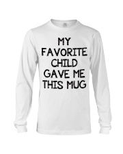 Best Father's Day Gift For Dad Long Sleeve Tee thumbnail