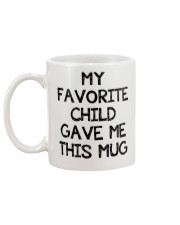 Best Father's Day Gift For Dad Mug back