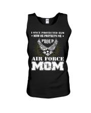 Air Force Mom Unisex Tank thumbnail